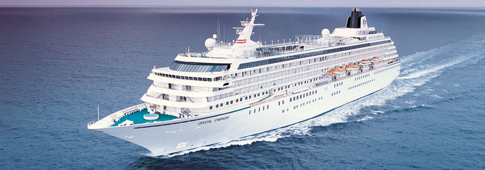 Monaco to Spain Cruise on Crystal Symphony