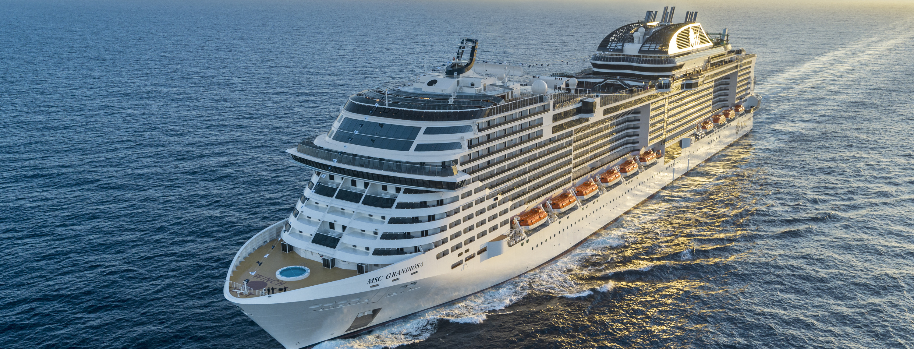 Italian Cruise  on MSC Grandiosa