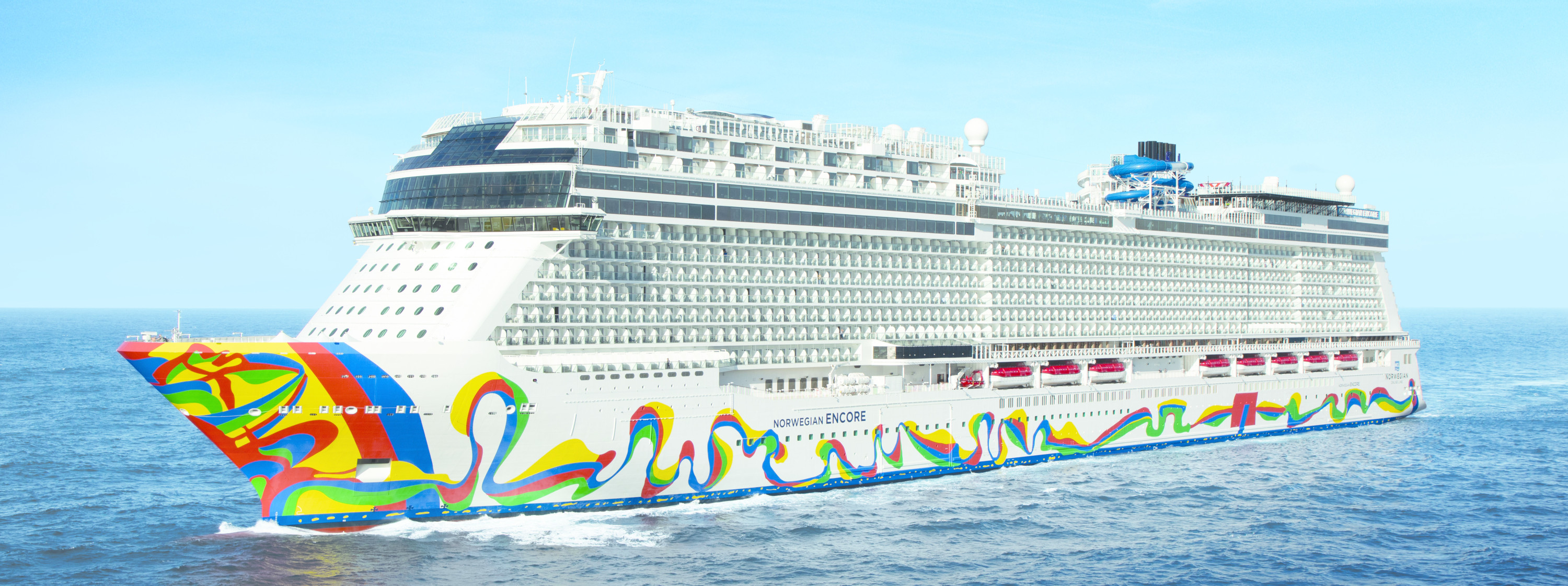 Eastern Caribbean Cruise  on Norwegian Encore