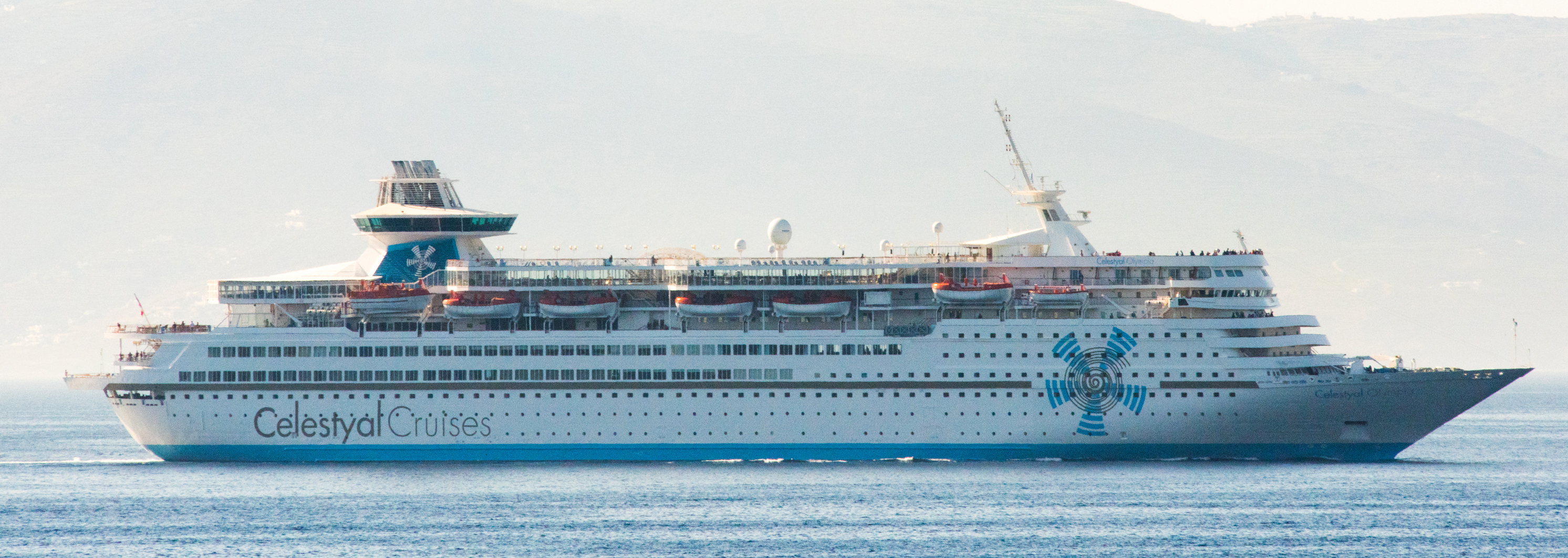 Iconic Aegean 3 night Cruise on Celestyal Olympia