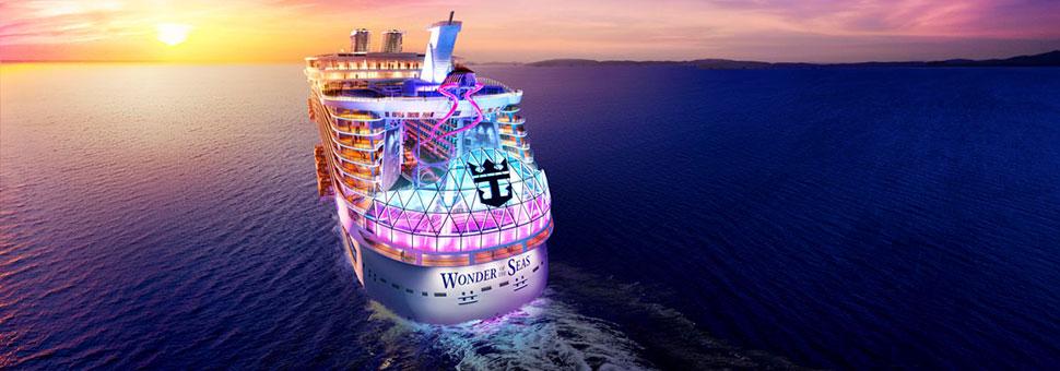 Western Med on Wonder of the Seas