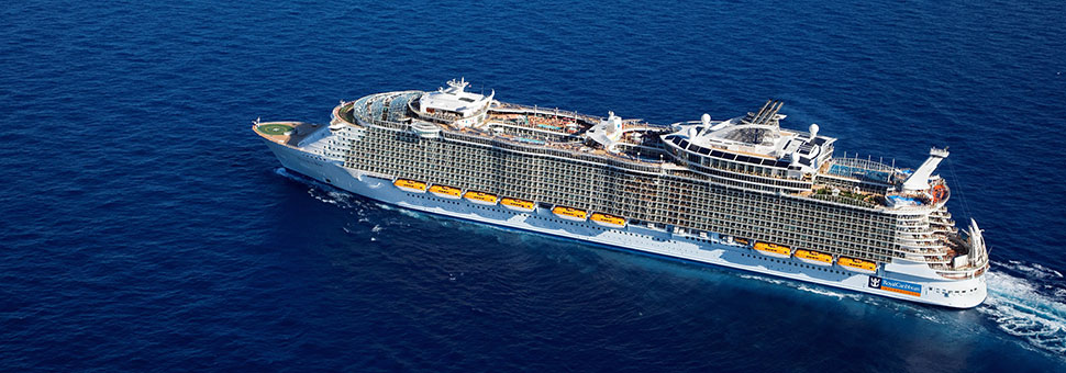 Eastern Caribbean Cruise from Miami on Allure of the Seas
