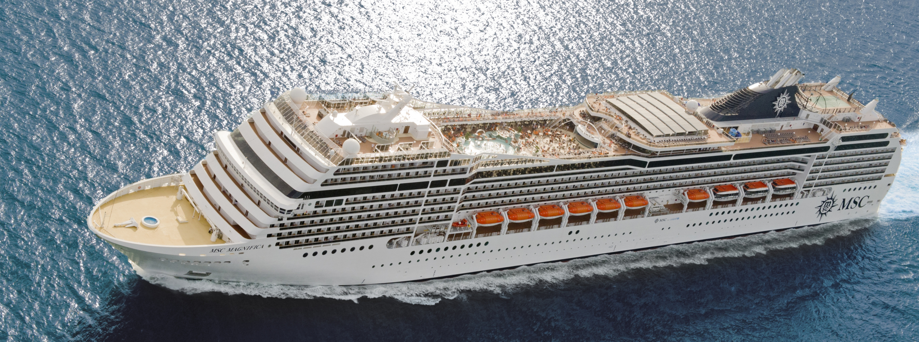Eastern Meditteranean Cruise  on MSC Magnifica