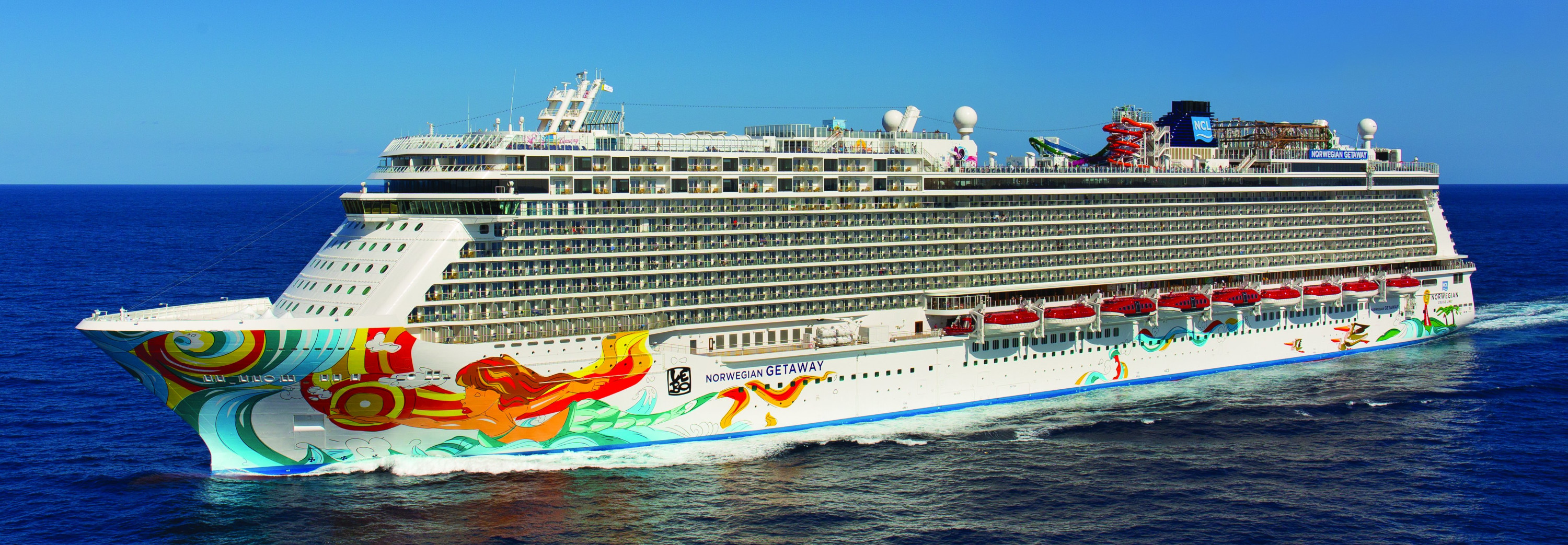 New York to Bahamas Cruise on Norwegian Getaway
