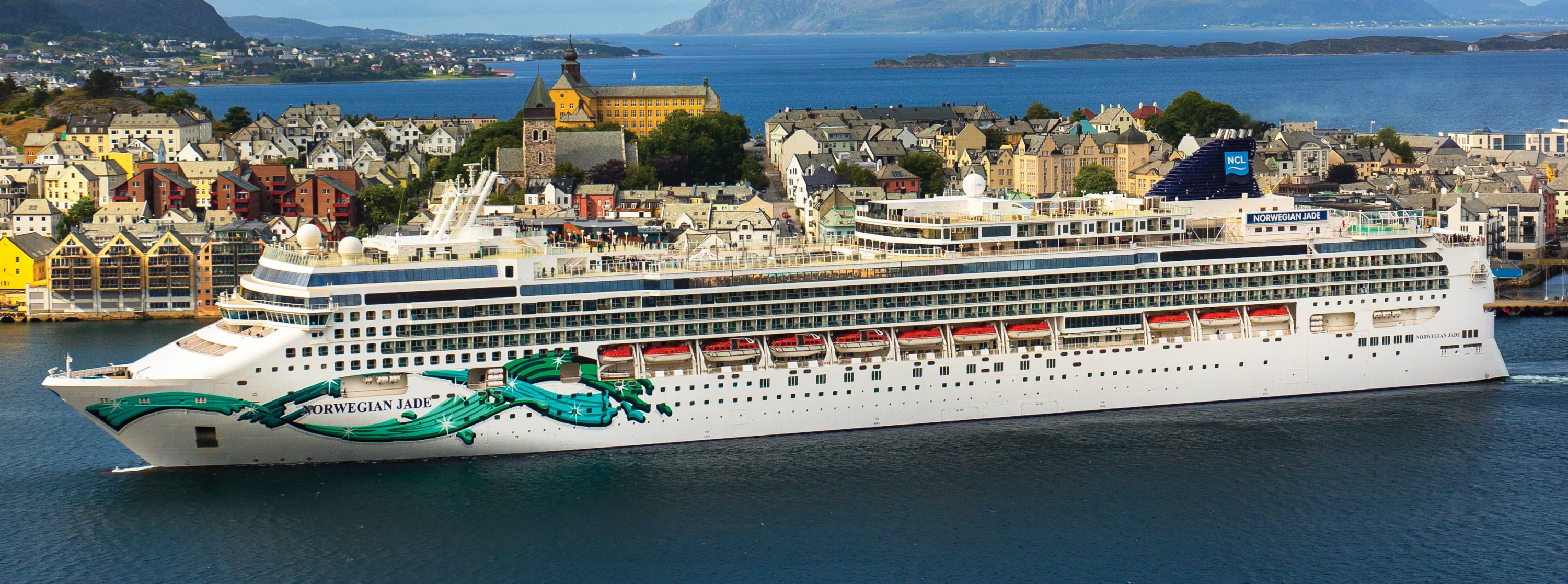 Greek Isles Cruise on Norwegian Jade