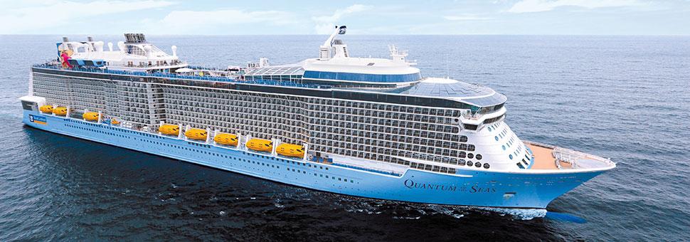 Alaska Cruise on Quantum of the Seas