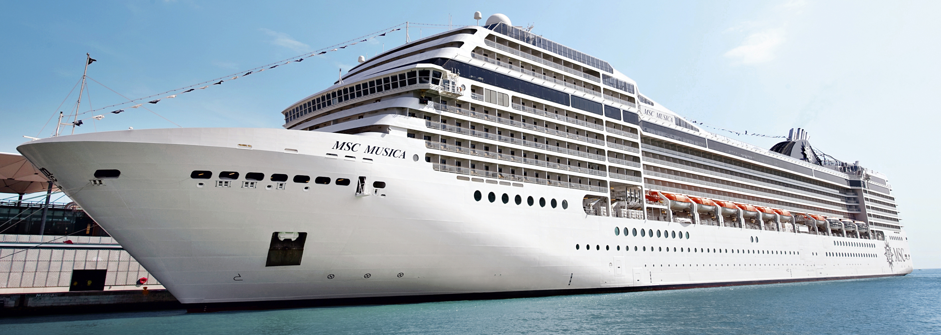 Greece & Croatia Cruise on MSC Musica