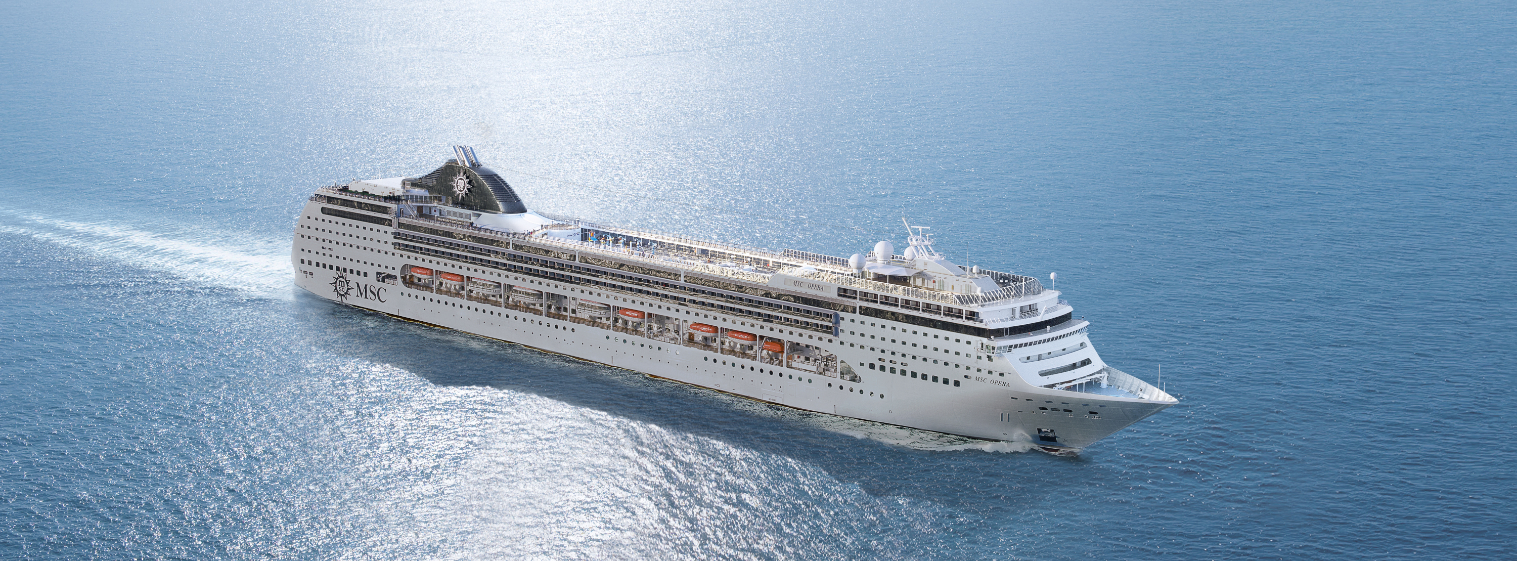 Greek Adventure Cruise on MSC Opera