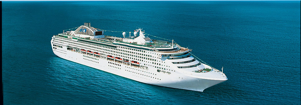 New Zealand Cruise from Brisbane on Sea Princess