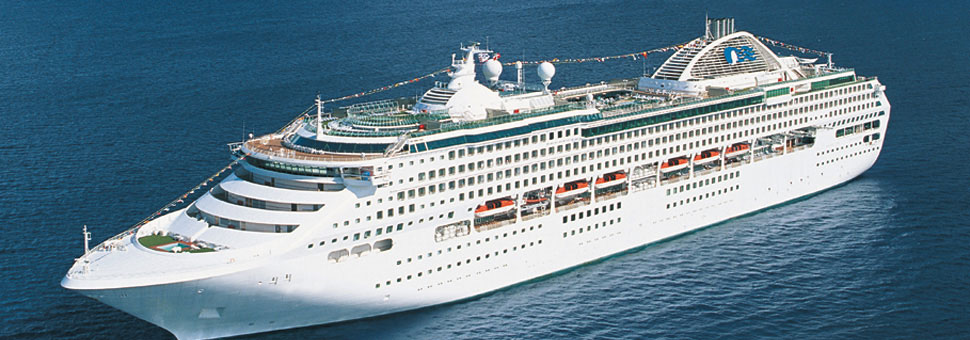 Hong Kong to Singapore Cruise on Sun Princess