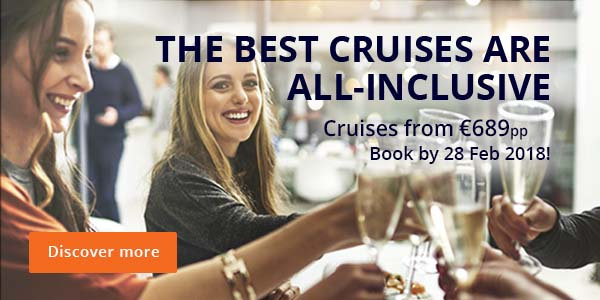 All Inclusive Cruises with Sunway