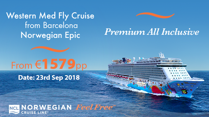 Norwegian Cruise Lines with Sunway