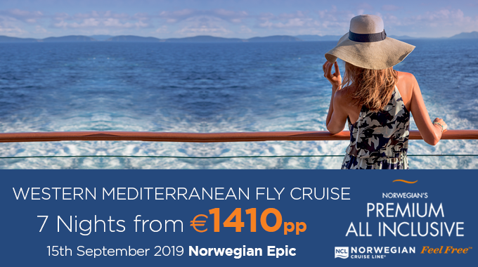 NCL with Sunway | 7 Nights from €1410pp