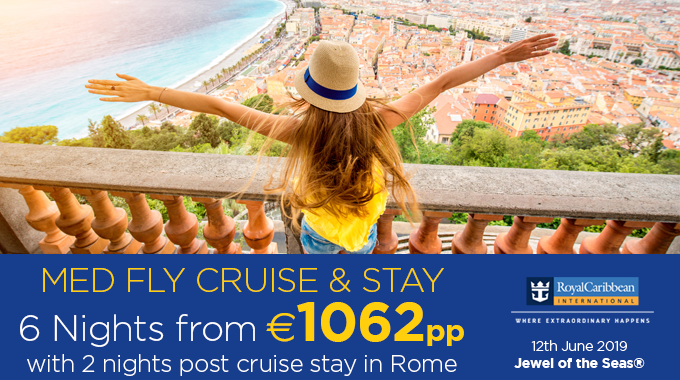 Royal Caribbean Cruises with Sunway