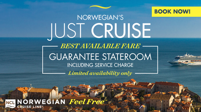 Just Cruise with Norwegian Cruise Lines