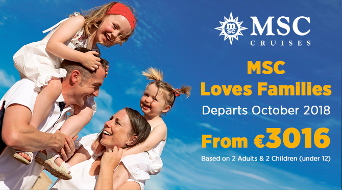 MSC Loves Families