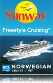 NCL Freestyle Cruising with Sunway