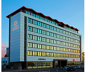 Stay at the Reykjavik Lights Hotel, Reykjavik, Iceland with Sunway