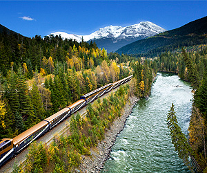 Rocky Mountaineer Train Journey holidays and great deals in Canada from Ireland