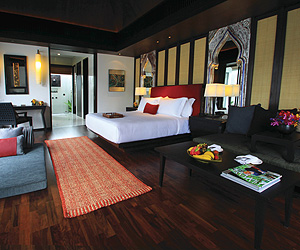 Anantara Bophut Resort & Spa holiday and late deals to Koh Samui, Thailand