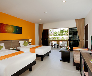 Stay at the Kata Sea Breeze, Phuket with Sunway