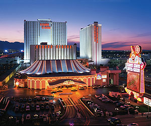 Stay at the Circus Circus, Las Vegas with Sunway