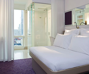 Stay at the Yotel, Manhattan with Sunway