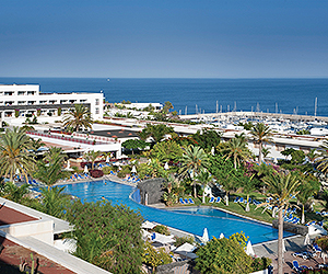 Stay at the Costa Calero Hotel, Puerto Calero with Sunway
