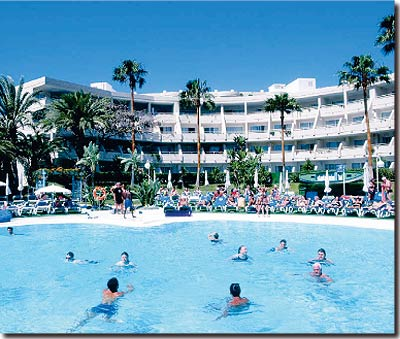 Stay At The Sol Lanzarote Apartments Matagorda With Sunway