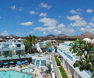 Stay At The Lanzarote Apartments, Puerto Del Carmen With Sunway