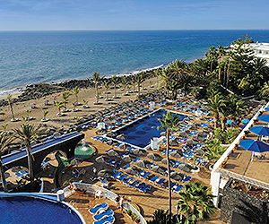 Stay at the Vik San Antonio Hotel, Puerto del Carmen with Sunway