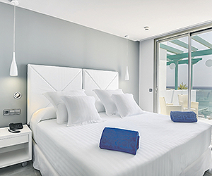 Costa Teguise Accommodation - Barcelo Teguise Beach Hotel - Sunway.ie