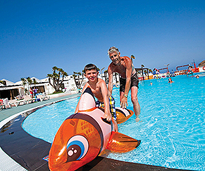 Stay at the Sands Beach Resort, Costa Teguise with Sunway