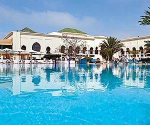 Atlantic Palace Resort holiday and late deals to Agadir, Morocco