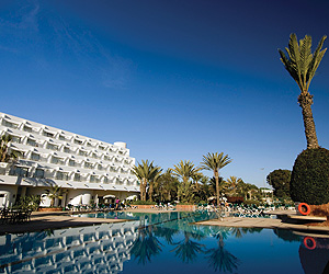 Stay at the Amadil Beach Hotel, Agadir with Sunway