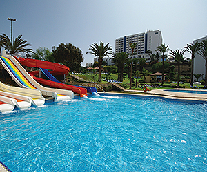 Stay at the Kenzi Europa Hotel, Agadir with Sunway