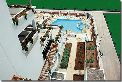 Intouriste Hotel, Agadir, Morocco with Sunway