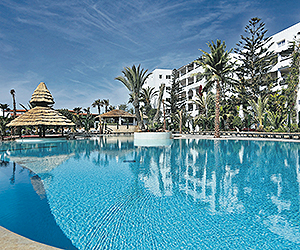 Stay at the Riu Tikida Beach Hotel, Agadir with Sunway