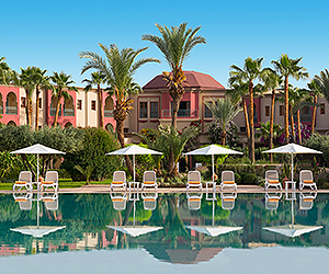 Stay at the Iberostar Club Palmeraie Marrakech Hotel, Marrakech with Sunway