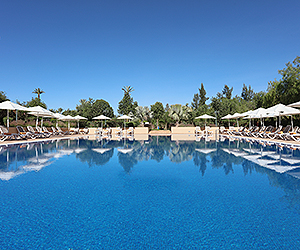 Marrakech Accommodation - Iberostar Club Palmeraie Marrakech Hotel - Sunway.ie