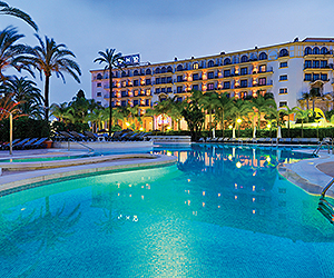 Stay at the H10 Andalucia Plaza Hotel, Marbella with Sunway