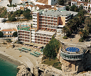 Stay at the Balcon de Europa Hotel, Nerja with Sunway