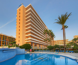 Stay at the Sol Don Pablo Hotel, Torremolinos with Sunway