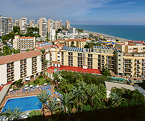 Stay at the Sol Don Pedro Hotel, Torremolinos with Sunway