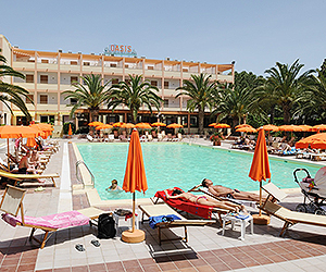 Stay at the Oasis Hotel Alghero, Alghero with Sunway