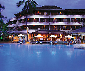 Stay at the Nusa Dua Beach Hotel & Spa, Nusa Dusa with Sunway