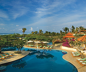 Stay at the Grand Hyatt Bali, Nusa Dusa with Sunway