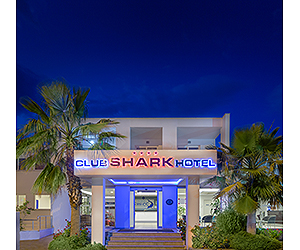Club Shark Hotel, Gumbet