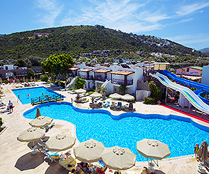 Bodrum Accommodation - Izer Hotel & Beach Club - Sunway.ie