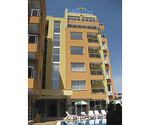 Azure Sky Apartments holiday and late deals to Sunny Beach, Bulgaria
